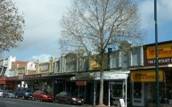 Pakington Street Shops