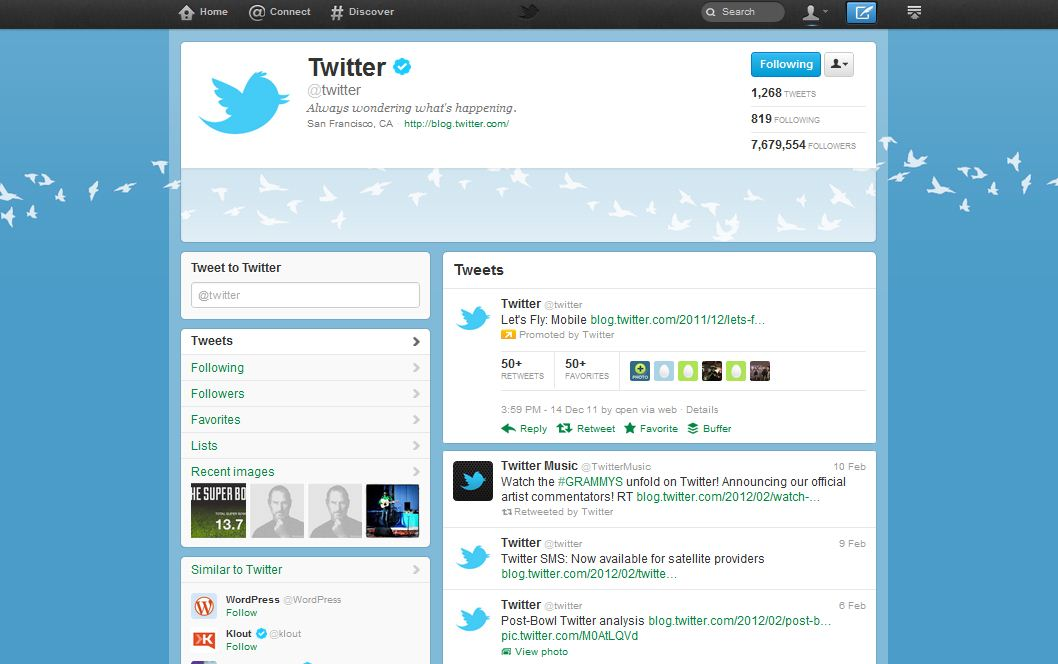 Getting Targetted Twitter Followers - A How To