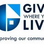 Give Where You Live Logo - Geelong Twitter